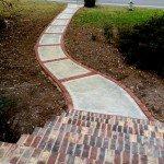Residential Walkway
